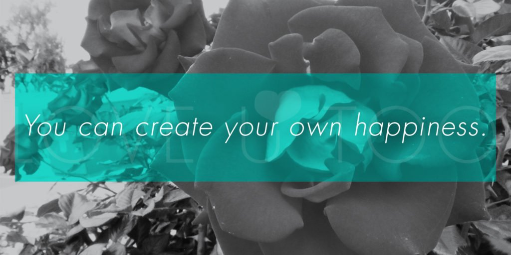 Operation Love U | You can create your own happiness.