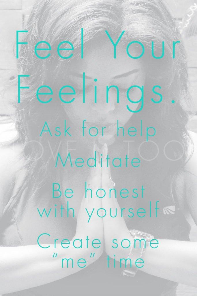 Love U List | Feel your feelings!