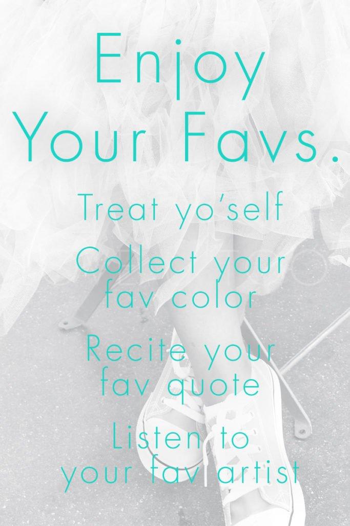 Love U List | Enjoy your favs!